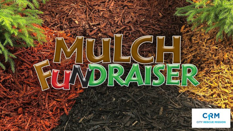 City Rescue Mission<br />Mulch Fundraiser