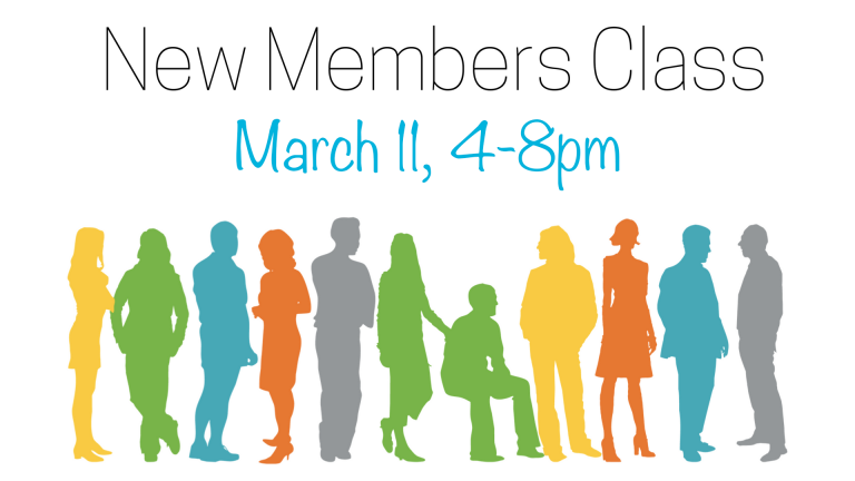 New Members Class<br /><br />