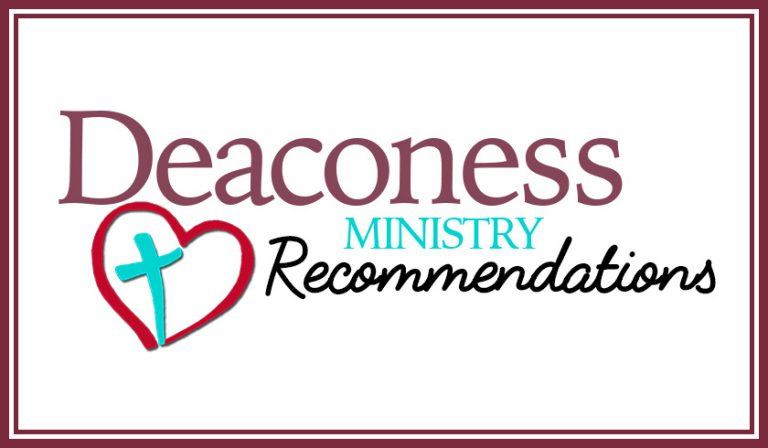 Deaconess Recommendations