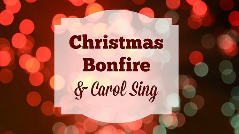 Christmas Bonfire & Carol Sing