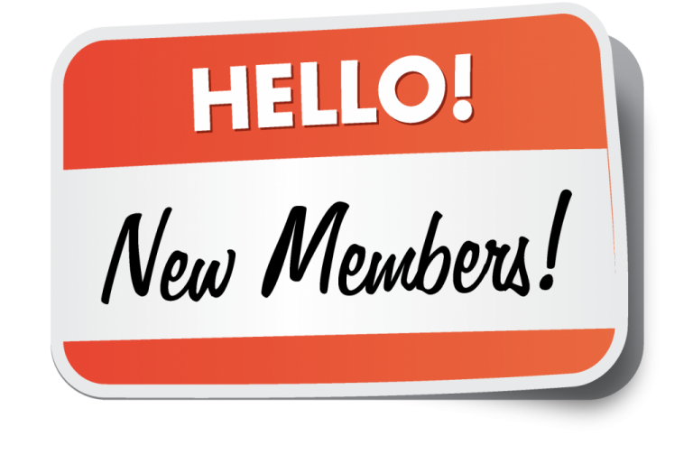 New Members Class<br />January 13