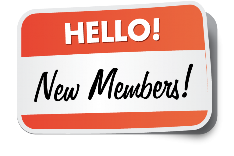 New Members Class – August 19, 2018